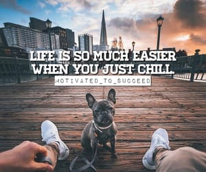 chill, easier, and let go image