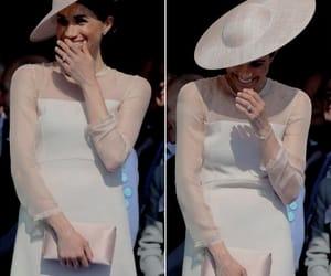 pretty, royal wedding, and meghan markle image