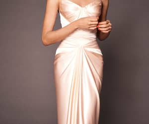 dress, prom dresses, and wedding dresses image