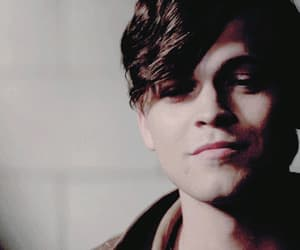gif, supernatural, and alexander calvert image