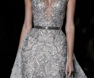 dress and haute couture image