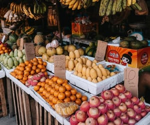fruit, food, and market image