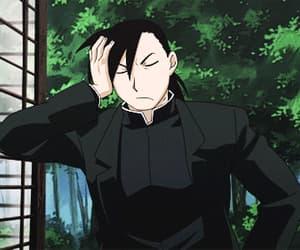 fullmetal alchemist, anime, and gif image