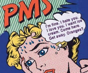 PMS and funny image