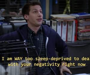 funny, quotes, and b99 image