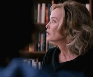 the gambler, gif, and jessica lange image