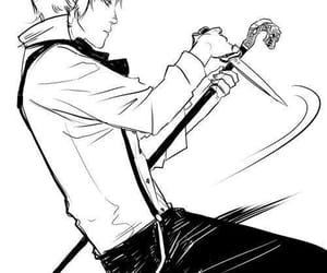 anime, the infernal devices, and art image