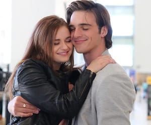 couple, joey king, and jacob elordi image