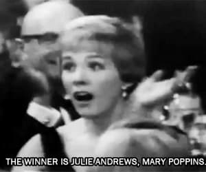 gif, Mary Poppins, and julie andrews image