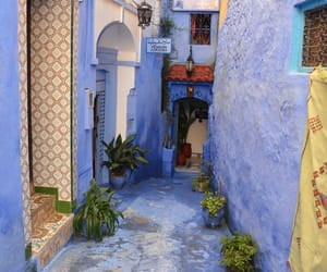 morocco, place, and travel image