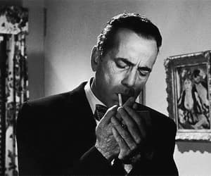 gif, Humphrey Bogart, and in a lonely place image