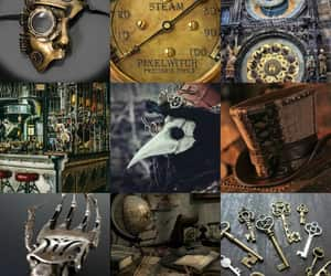aesthetic and steampunk image