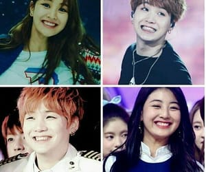 couple, kpop, and bts image