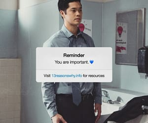 13 reasons why, zach dempsey, and sad image