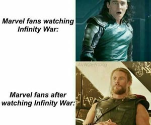 Marvel, thor, and thor ragnarok image