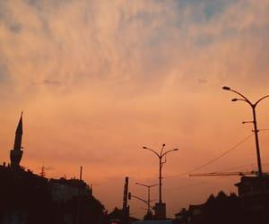 photo, sky, and sun image