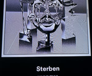 music, musik, and sterben image
