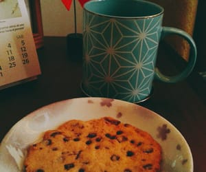 coffe, highlights, and cookie image