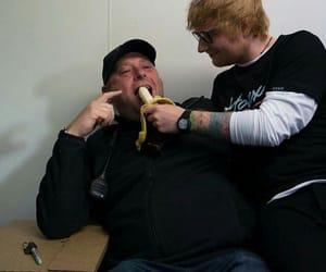 ed, sheeran, and sheerios image