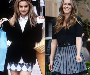 90s, alicia silverstone, and blonde image