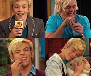 ross lynch, austin moon, and austin and ally image