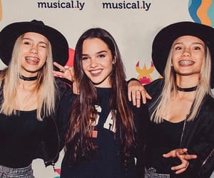 3, carly, and lena image