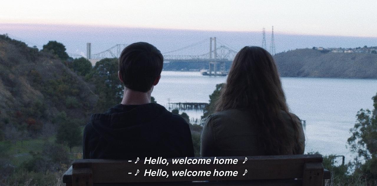 billie, lovely, and Lyrics image