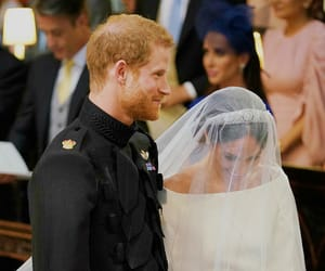 wedding and harry and meghan image