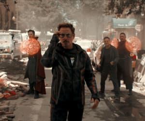Marvel, Avengers, and gif image