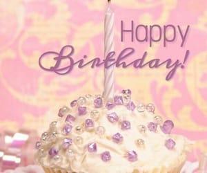 birthday, b'day, and cake image