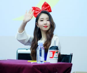 kpop, fansign, and yeojin image