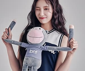idol, sweet girl, and lee dabin image