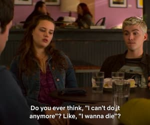 quote, hannah baker, and serie image