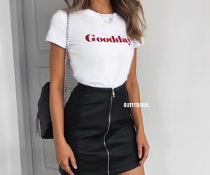 fashion, t-shirt, and cute image