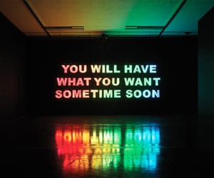 quotes, grunge, and rainbow image