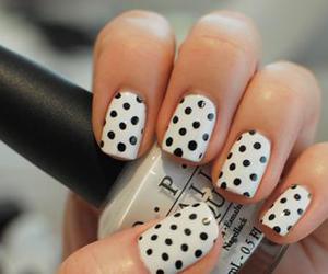 fashion, polka dots, and style image