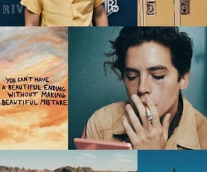 cole, sprouse, and riverdale image