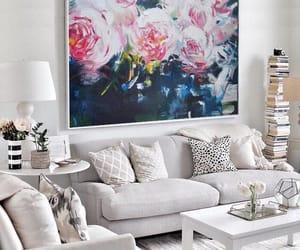 interior, art, and decor image