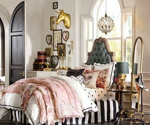 french bedroom and whimsical bedroom image