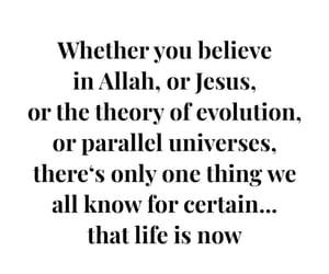 allah, jesus, and poem image