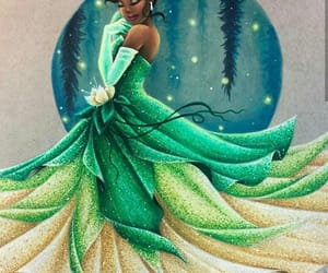 disney, picture, and tiana image