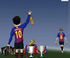 Barcelona, farewell, and king image