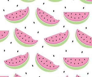 fruit, watermelon, and lock screen image