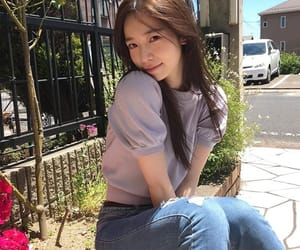 casual, kpop, and outfit image