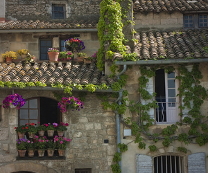 france and garden image