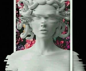 wallpaper, medusa, and aesthetic image