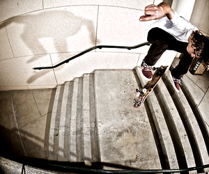 skateboard and skateboarding image