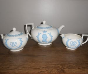 collectible, tableware, and tea pot image