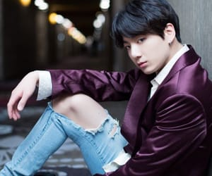 hq, jungkook, and bts image