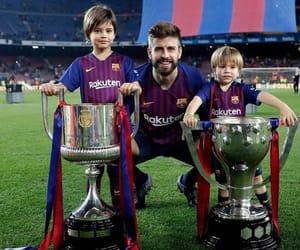 Barcelona, boys, and family image